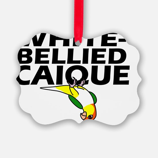 whitebelliedcaique Ornament