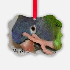 bluecrown_uhohcards Ornament