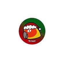 santaanime_sunconure Mini Button