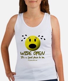 wideopen Women's Tank Top