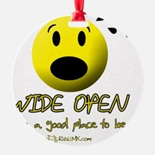 wideopen Ornament