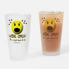 wideopen Drinking Glass