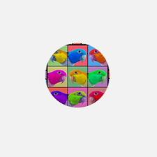 warhol_wbcaique_mousepad Mini Button