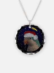 christmasnight_quaker_blue Necklace