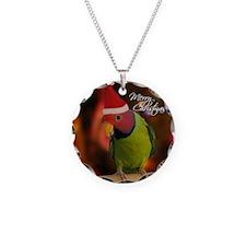 plumhead_santa_ornament Necklace