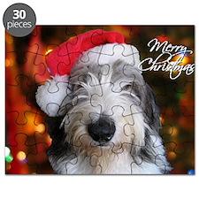 roofus_santa_card Puzzle