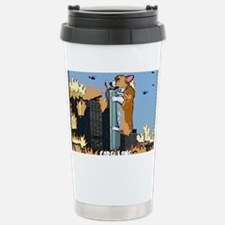 corgikong Stainless Steel Travel Mug