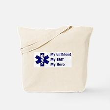 My Girlfriend My EMT Tote Bag