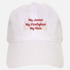 My Junior My Firefighter Baseball Baseball Cap