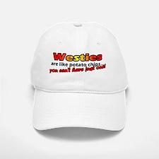 potatochips_westies Baseball Baseball Cap