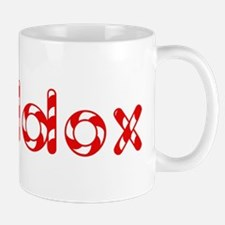 Maddox - Candy Cane Mug