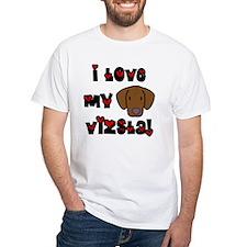 generic_lovevizsla_black Shirt