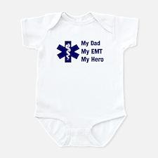 My Dad My EMT Infant Bodysuit