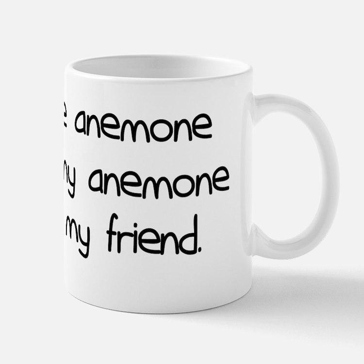 anemone Mug
