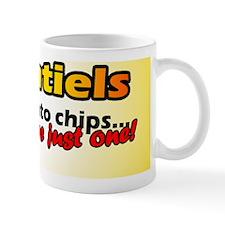 potatochips_cockatiel Small Mug