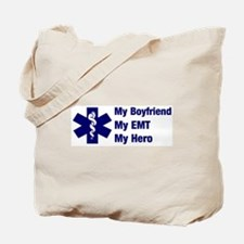 My Boyfriend My EMT Tote Bag