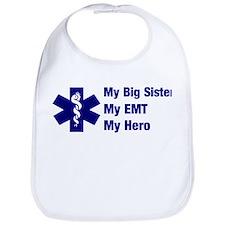 My Big Sister My EMT Bib
