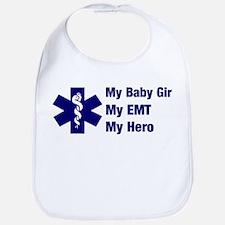 My Baby Girl My EMT Bib