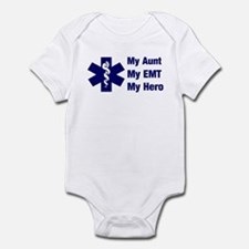 My Aunt My EMT Infant Bodysuit