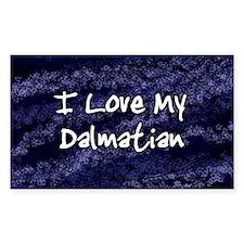 funklove_oval_dalmatian Decal