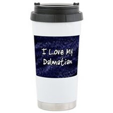 funklove_oval_dalmatian Travel Mug