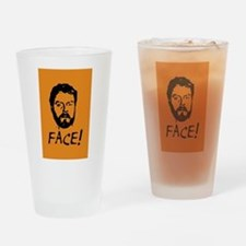 face Drinking Glass
