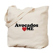 Avocados Love Me Tote Bag