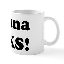 Fontana Rocks! Mug