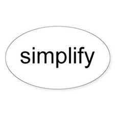 simplify Decal
