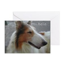 Belle Greeting Cards (Pk of 10)