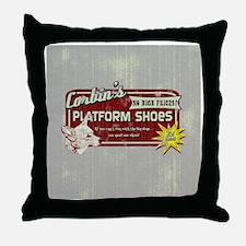 corbinshoes_tile Throw Pillow