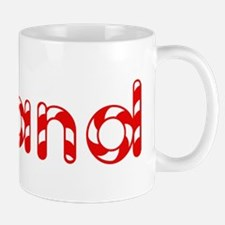 Leland - Candy Cane Mug