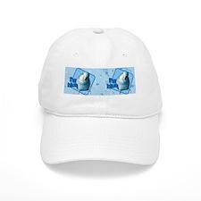 imblue_mug Baseball Cap