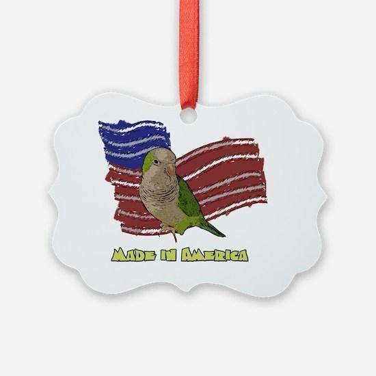 madeinamerica Ornament