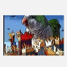 quakerzilla_mousepad Postcards (Package of 8)