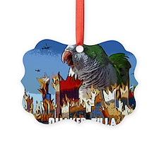 quakerzilla Ornament