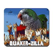 quakerzilla_poster Mousepad