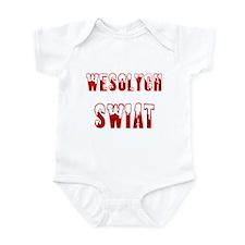 Polish - Wesolych Swiat Infant Bodysuit
