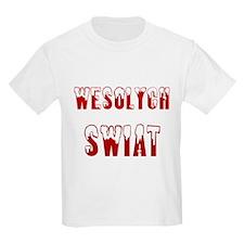 Polish - Wesolych Swiat Kids T-Shirt
