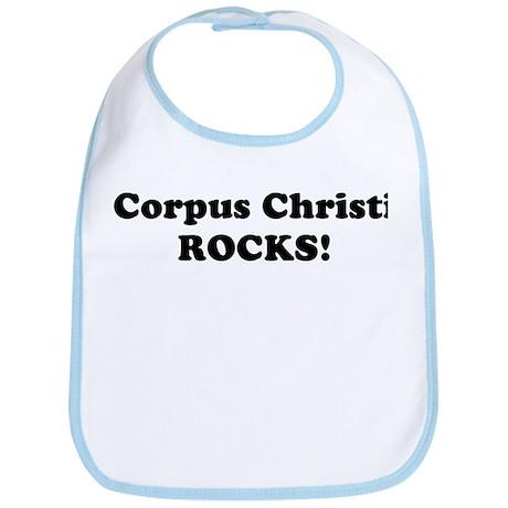 Corpus Christi Rocks! Bib