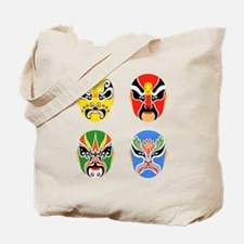 Peking Opera Hualian - Tote Bag