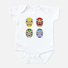 Peking Opera Hualian - Baby Bodysuit