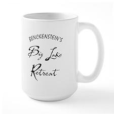 Benckensteins Big Lake Retreat Mug