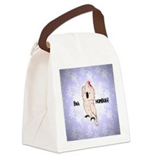 ornament_moluccan_angry Canvas Lunch Bag