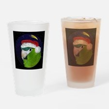 christmasnight_noblemacaw Drinking Glass