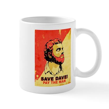savedave.jpg Mug
