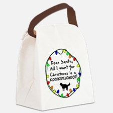ds_kooiker Canvas Lunch Bag