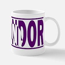 hidden_komondor_purp Mug