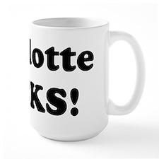 Charlotte Rocks! Mug