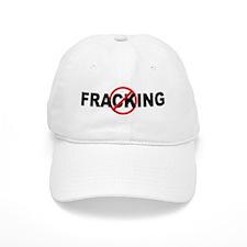 Anti / No Fracking Baseball Cap